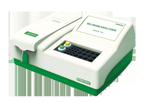 半自动生化分析仪 BS 3000M